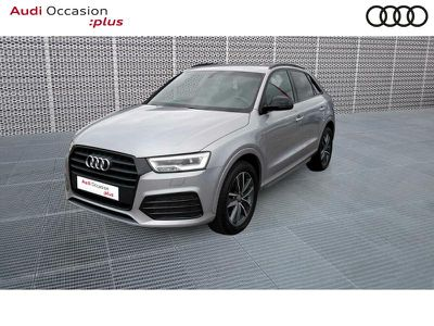 Audi Q3 2.0 TDI 120ch Midnight Series occasion