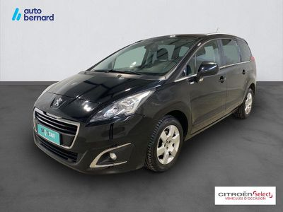 Peugeot 5008 1.6 HDi 115ch FAP Style occasion