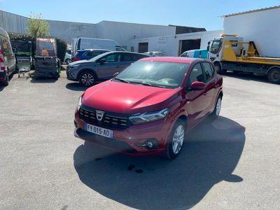 Dacia Sandero 1.0 ECO-G 100ch Confort occasion