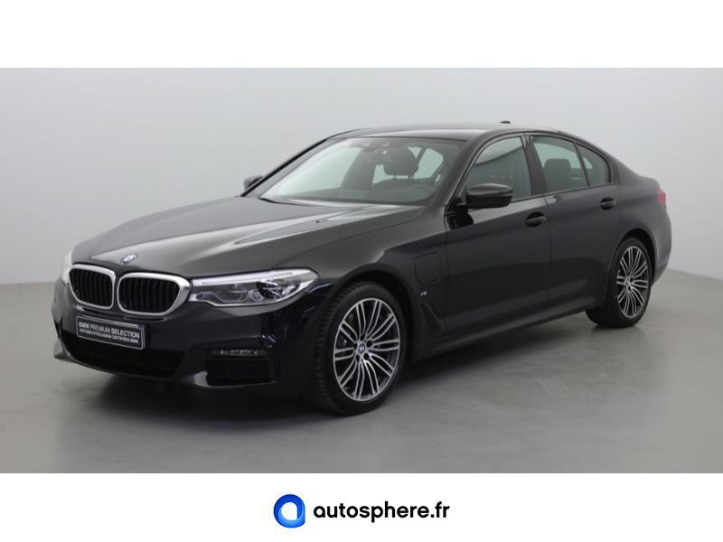 BMW SERIE 5 530EA 252CH M SPORT STEPTRONIC EURO6D-T - Photo 1
