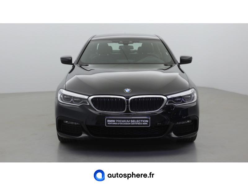BMW SERIE 5 530EA 252CH M SPORT STEPTRONIC EURO6D-T - Miniature 2
