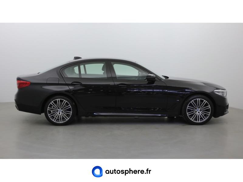 BMW SERIE 5 530EA 252CH M SPORT STEPTRONIC EURO6D-T - Miniature 4