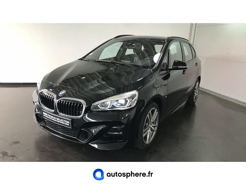 BMW SERIE 2 ACTIVE TOURER 218IA 136CH M SPORT DKG7 - Miniature 1