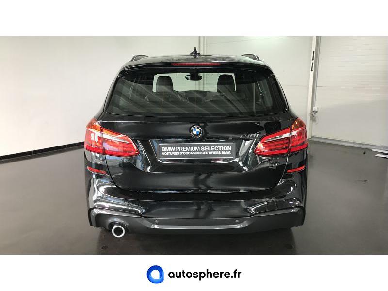 BMW SERIE 2 ACTIVE TOURER 218IA 136CH M SPORT DKG7 - Miniature 4