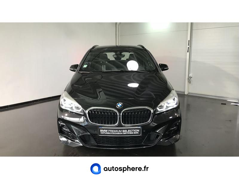 BMW SERIE 2 ACTIVE TOURER 218IA 136CH M SPORT DKG7 - Miniature 5