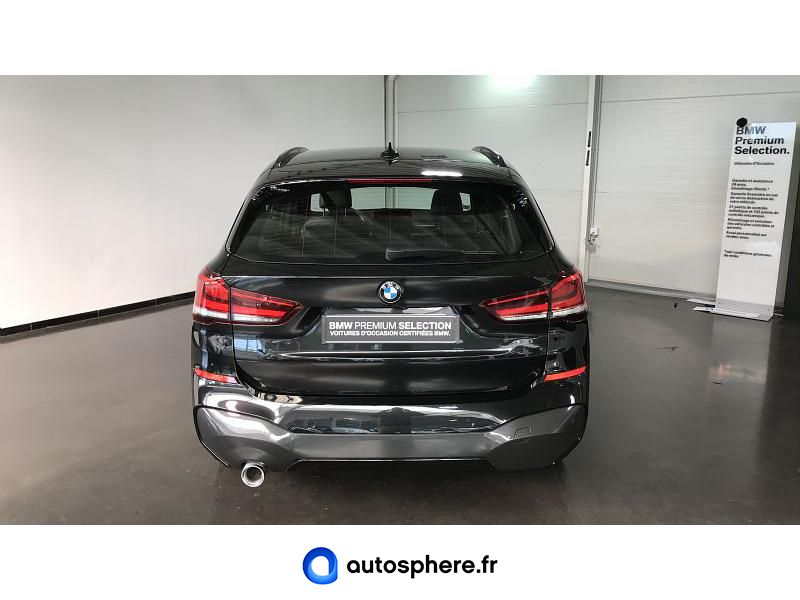 BMW X1 SDRIVE16DA 116CH M SPORT DKG7 EURO6D-T - Miniature 4