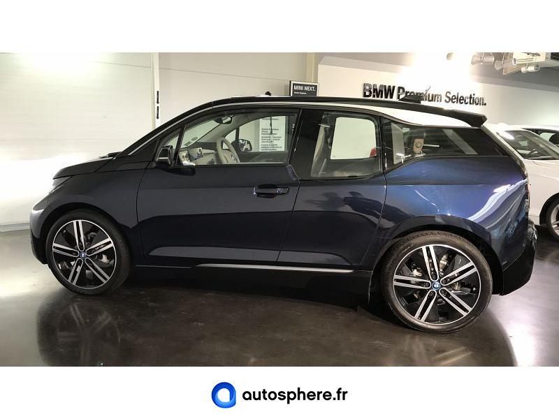 BMW I3 170CH 120AH EDITION 360 LOFT - Miniature 3