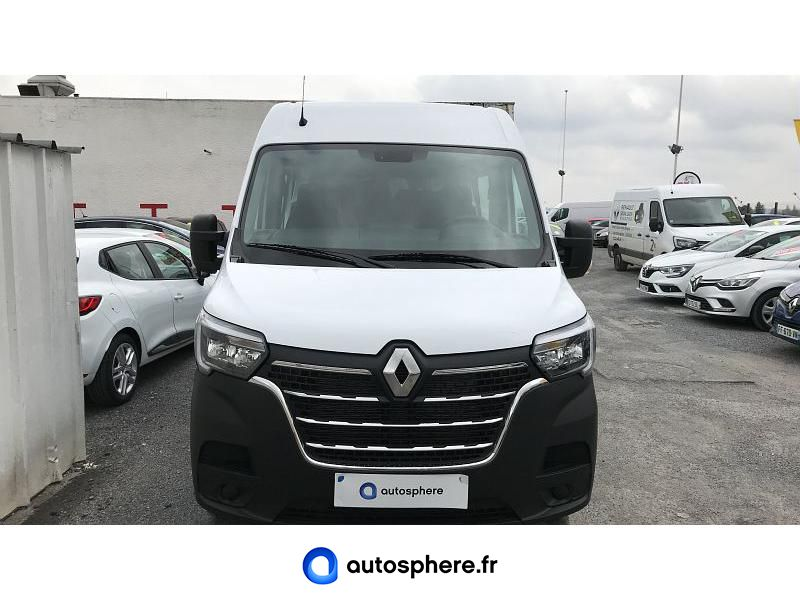 RENAULT MASTER F3500 L2H2 2.3 DCI 150CH ENERGY CABINE APPROFONDIE GRAND CONFORT EURO6 - Miniature 5