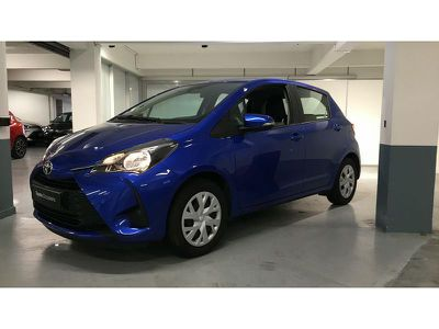 Toyota Yaris 70 VVT-i France Connect 5p MY19 occasion
