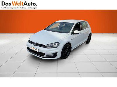 Volkswagen Golf 2.0 TDI 184ch BlueMotion Technology FAP GTD 5p occasion