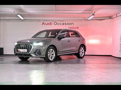 Audi Q3 40 TFSI 190ch S line quattro S tronic 7 occasion