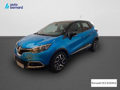Renault Captur 1.2 TCe 120ch Stop&Start energy Intens EDC Euro6 2016 occasion