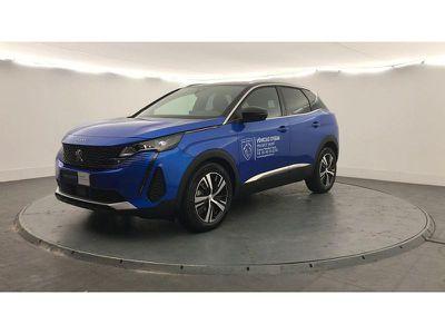 Leasing Peugeot 3008 1.5 Bluehdi 130ch S&s Gt Eat8