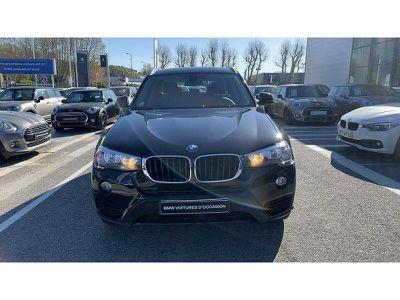 BMW X3 XDRIVE20D 190CH LOUNGE PLUS - Miniature 5