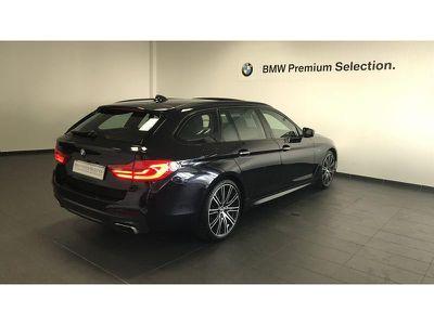 BMW SERIE 5 TOURING 540IA XDRIVE 340CH M SPORT STEPTRONIC - Miniature 2