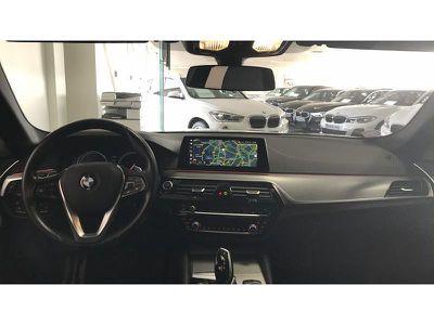 BMW SERIE 5 TOURING 540IA XDRIVE 340CH M SPORT STEPTRONIC - Miniature 4