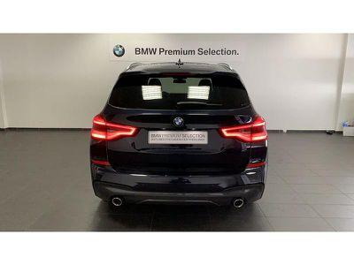 BMW X3 XDRIVE30DA 265CH M SPORT EURO6C - Miniature 4