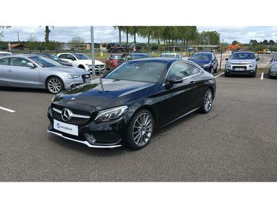 Mercedes Classe C Coupe 250 d 204ch Fascination 9G-Tronic occasion