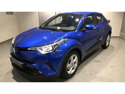 Leasing Toyota C-hr 122h Dynamic 2wd E-cvt Rc18
