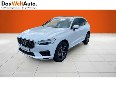 Volvo Xc60 D5 AdBlue AWD 235ch R-Design Geartronic occasion
