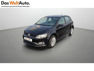 Volkswagen Polo 1.4 TDI 75ch BlueMotion Technology Confortline Business 3p occasion