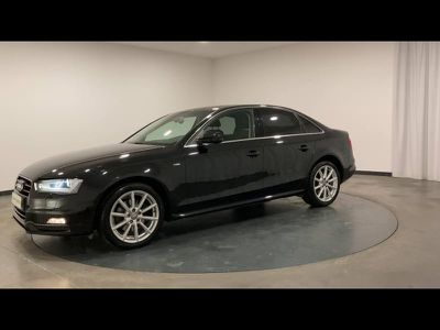 Audi A4 2.0 TDI 143ch DPF Attraction occasion