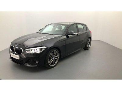 BMW SERIE 1 116DA 116CH M SPORT 5P - Miniature 1