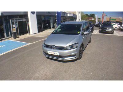 Leasing Volkswagen Touran 2.0 Tdi 150ch Bluemotion Technology Fap Sound Dsg6 7 Places