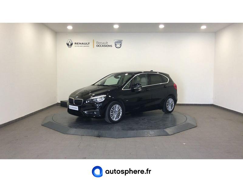 BMW SERIE 2 ACTIVE TOURER 218IA 136CH LUXURY - Photo 1
