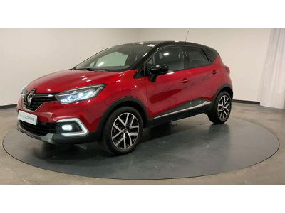 Leasing Renault Captur 1.5 Dci 90ch Energy Red Edition Euro6c