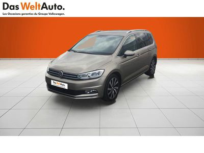 Volkswagen Touran 1.4 TSI 150ch BlueMotion Technology Carat DSG7 7 places occasion