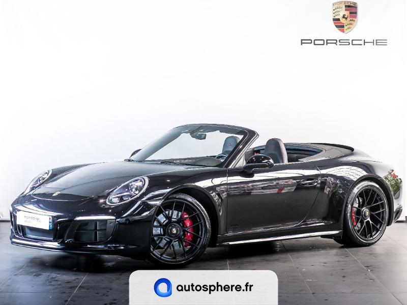 PORSCHE 911 (991) CABRIOLET 3.0 450CH GTS PDK - Photo 1