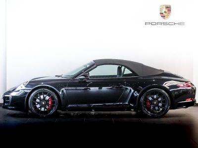 PORSCHE 911 (991) CABRIOLET 3.0 450CH GTS PDK - Miniature 4
