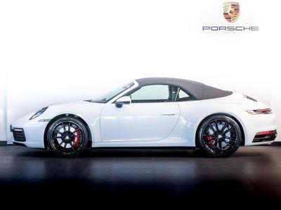 PORSCHE 911 (992) CABRIOLET 3.0 450CH S MY21 - Miniature 4