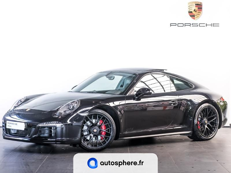 PORSCHE 911 (991) COUPE CARRERA 4 GTS PDK - Photo 1