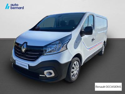 Leasing Renault Trafic L1h1 1000 1.6 Dci 120ch Grand Confort Euro6