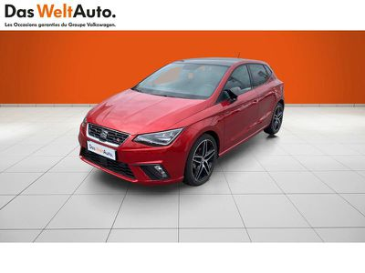 Seat Ibiza 1.0 EcoTSI 115ch Start/Stop FR DSG Euro6d-T occasion