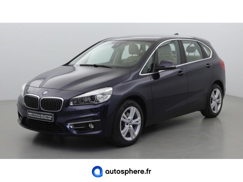 BMW SERIE 2 ACTIVE TOURER 218I 136CH LUXURY - Photo 1
