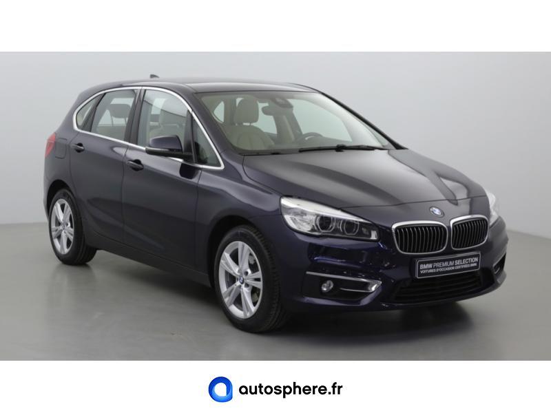 BMW SERIE 2 ACTIVE TOURER 218I 136CH LUXURY - Miniature 3