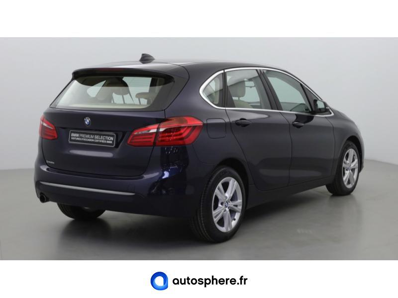 BMW SERIE 2 ACTIVE TOURER 218I 136CH LUXURY - Miniature 5
