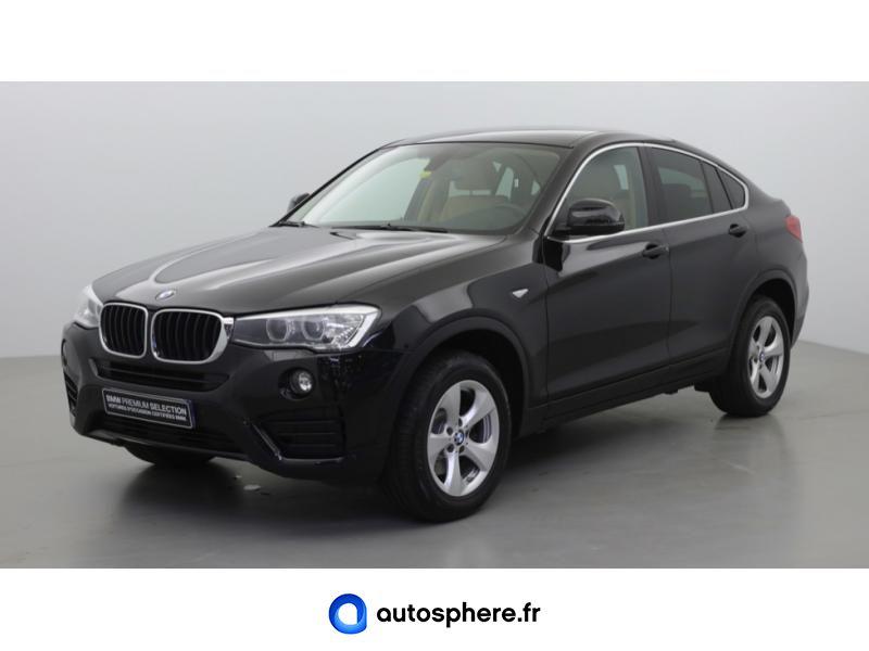 BMW X4 XDRIVE20D 190CH LOUNGE PLUS - Photo 1