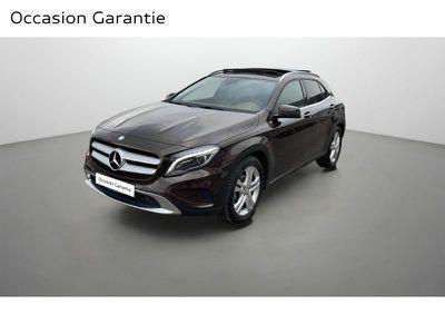 Mercedes Gla 220 CDI Sensation 4Matic 7G-DCT occasion