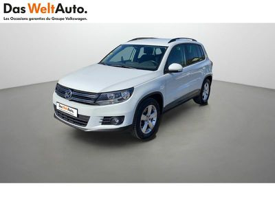 Volkswagen Tiguan 2.0 TDI 140ch BlueMotion Technology FAP Business occasion