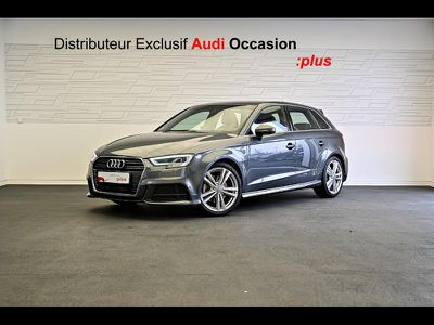 Audi A3 Sportback 2.0 TFSI 190ch S line S tronic 7 occasion