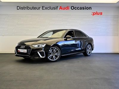 Audi A4 35 TDI 163ch S line S tronic 7 9cv occasion