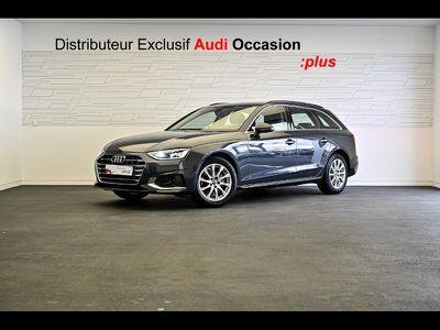 Audi A4 Avant 35 TDI 163ch Business line S tronic 7 9cv occasion