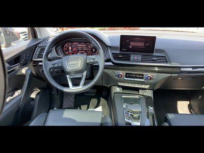 AUDI Q5 35 TDI 163CH AVUS QUATTRO S TRONIC 7 EURO6DT - Miniature 4