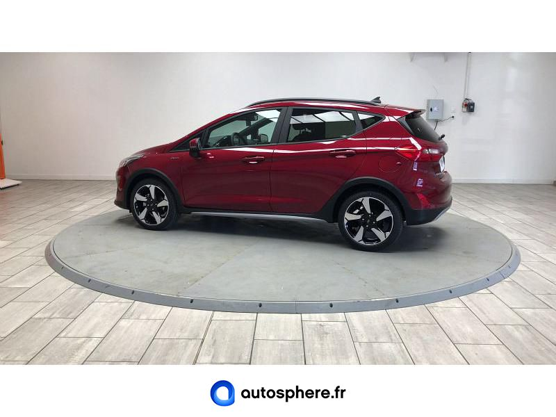 FORD FIESTA ACTIVE 1.0 ECOBOOST 125CH ACTIVE X - Miniature 2