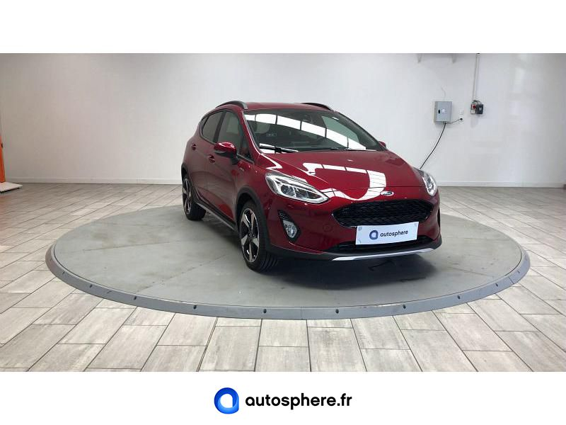 FORD FIESTA ACTIVE 1.0 ECOBOOST 125CH ACTIVE X - Miniature 5