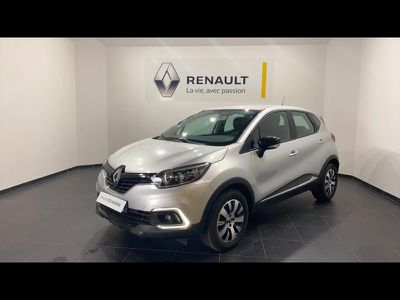 Leasing Renault Captur 1.5 Dci 90ch Business Euro6c